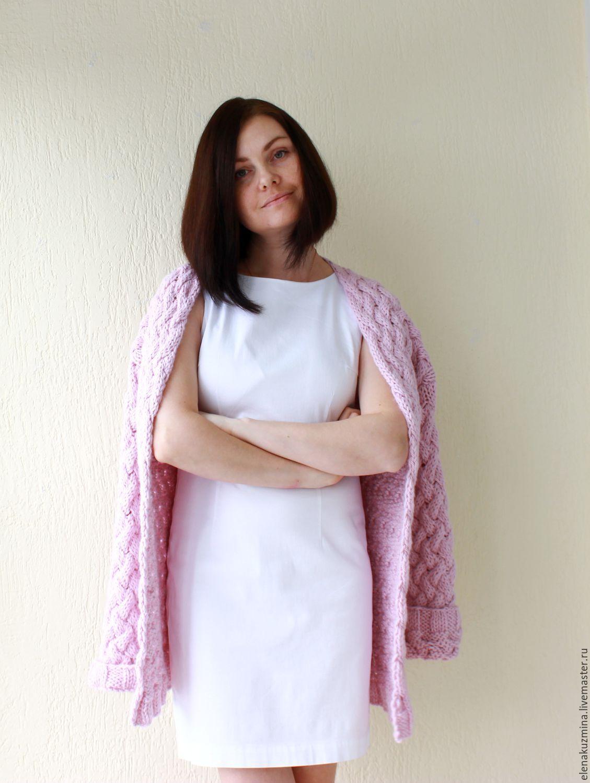 Пуловер с коротким рукавом спицами с описанием из коллекции Shibui Knits весна-лето 18