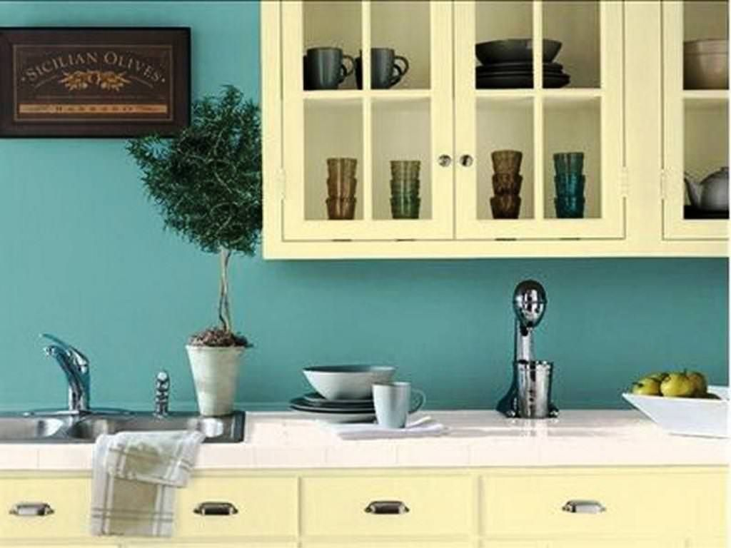 Brilliant Small Kitchen Paint Ideas Cool Kitchen Paint Colors With