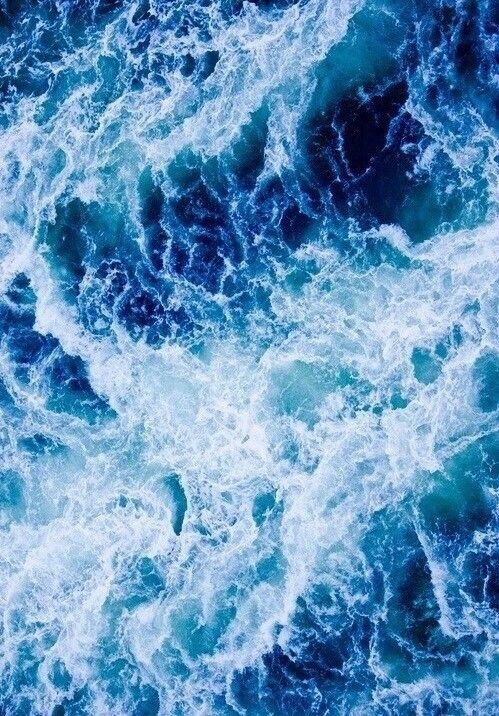 Imagem de blue, ocean, and water