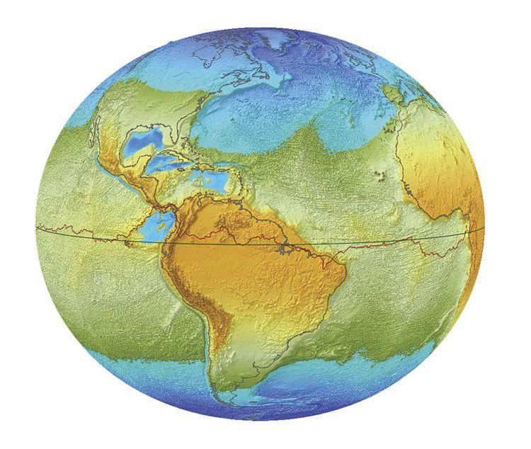 El aumento del nivel del mar provocado por el Cambio Climático está provocando una desaceleración de la rotación de la Tierra...