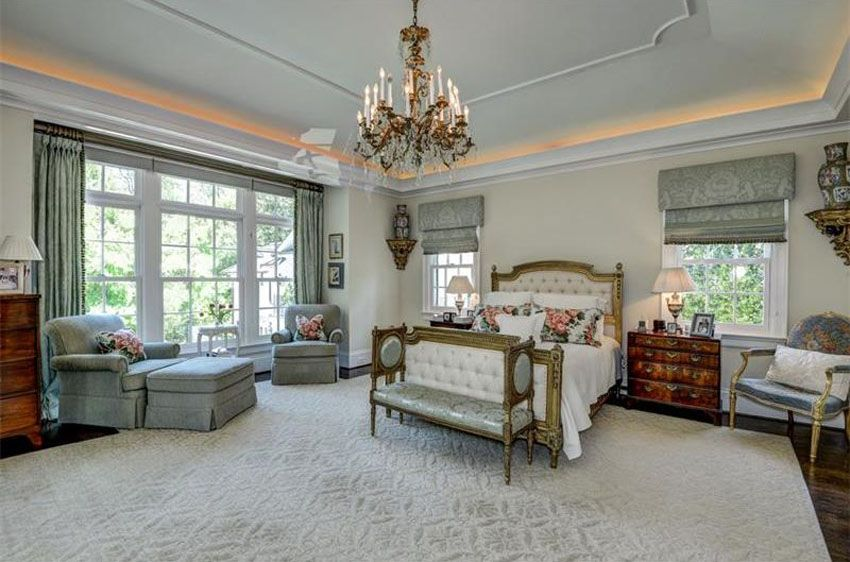 25 Luxury French Provincial Bedrooms (Design Ideas) | Pinterest ...
