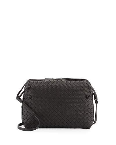 aed346ac82 BOTTEGA VENETA INTRECCIATO DOUBLE-COMPARTMENT BAG