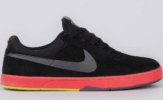 6e4473fb4286 Nike SB Eric Koston 1 (Black Sunburst-Atomic Green)