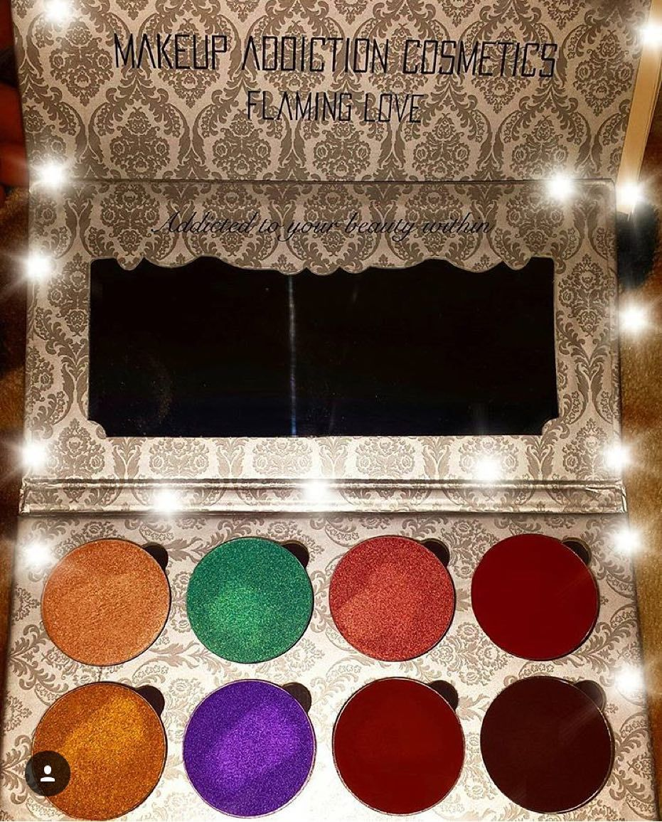 Pin on My Eyeshadow Palettes Collection