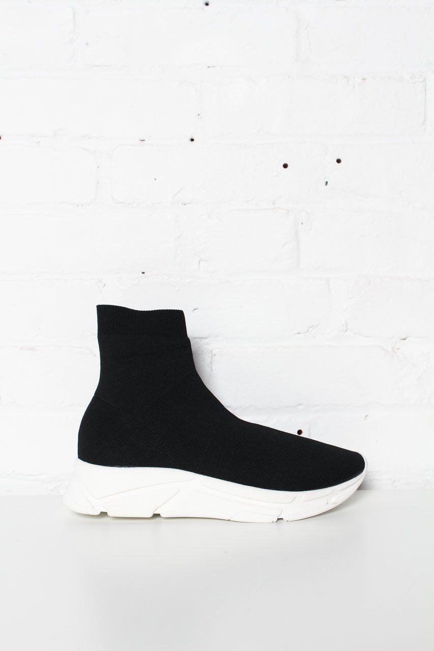 670409a1042ce6 Steve Madden Bitten Sock Sneaker – Calico