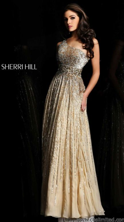 I think this is my favorite Sheri hill dress. So BEAUTIFUL. | Sheri ...