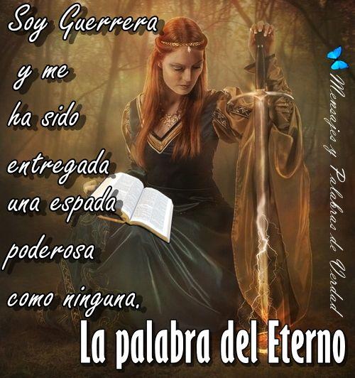 Imagenes De Mujeres Guerreras Con Frases Cristianas Buscar Con
