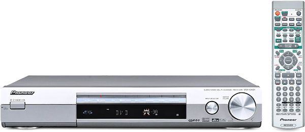 Pioneer VSX C501 Amp