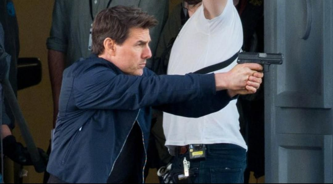3d0979627e Tom Cruise in Mission  Impossible - Fallout (2018)