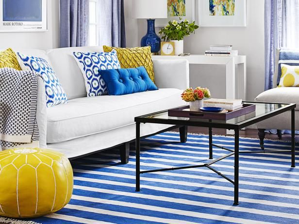 One Living Room 3 Bold Styles Dream Home Rugs In