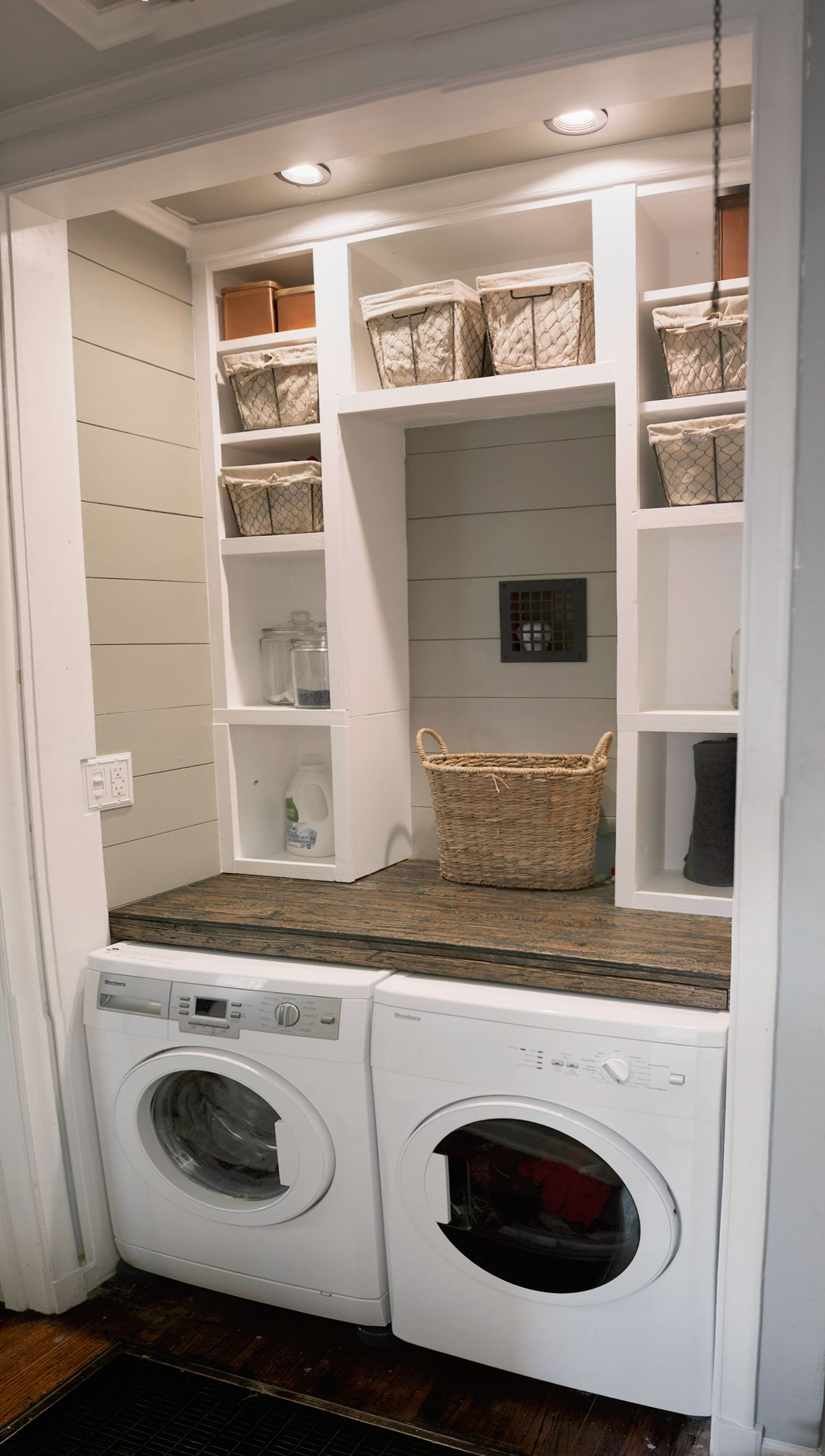 Closet To Laundry Room Conversion In 2019 Ideas For The