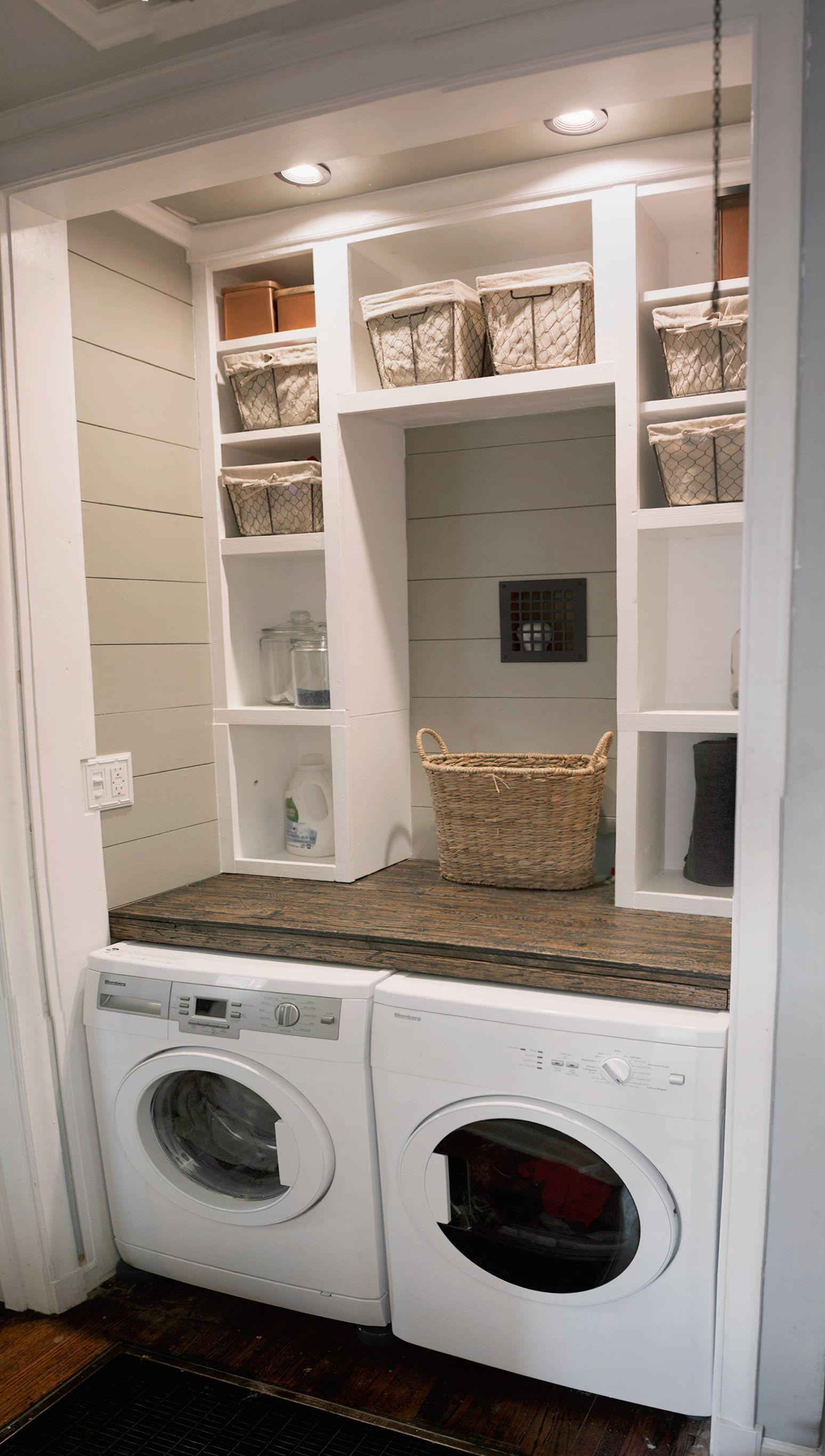 Closet To Laundry Room Conversion  Imgur