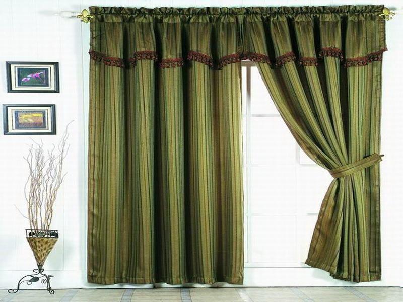 window curtain designs