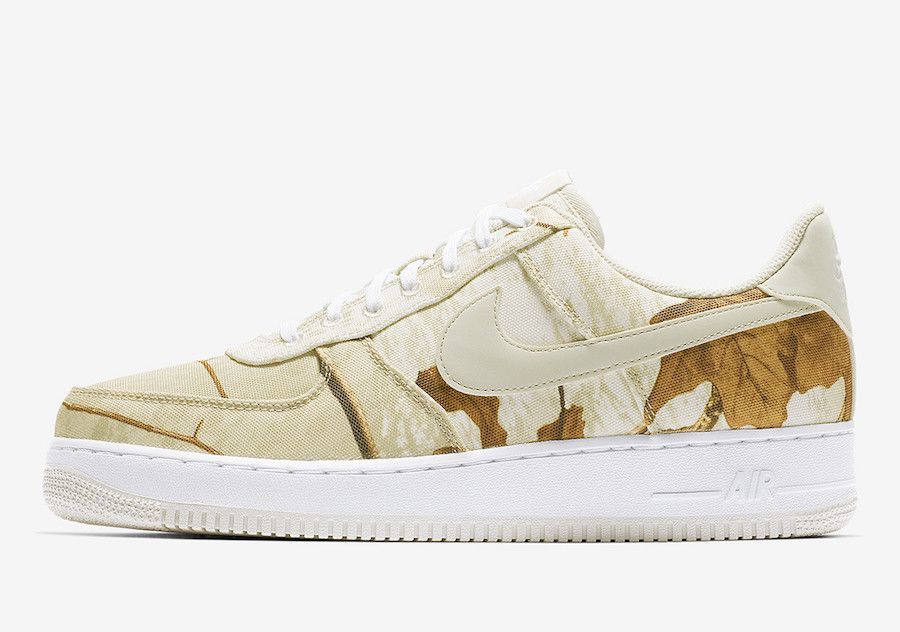 418b47034a6 Nike Air Force 1 Low Realtree AO2441-100 Release Date-1 ...