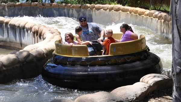 Family Rides Six Flags Discovery Kingdom Kids Vacation Kids