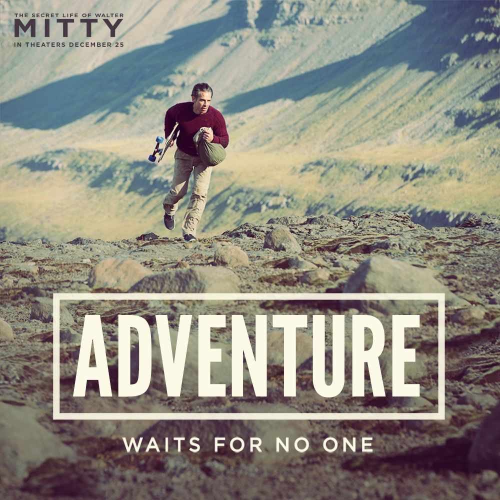 Secret Life Of Walter Mitty Quotes Fav Ever The Secret Life Of Walter Mitty Their Promotional Posters