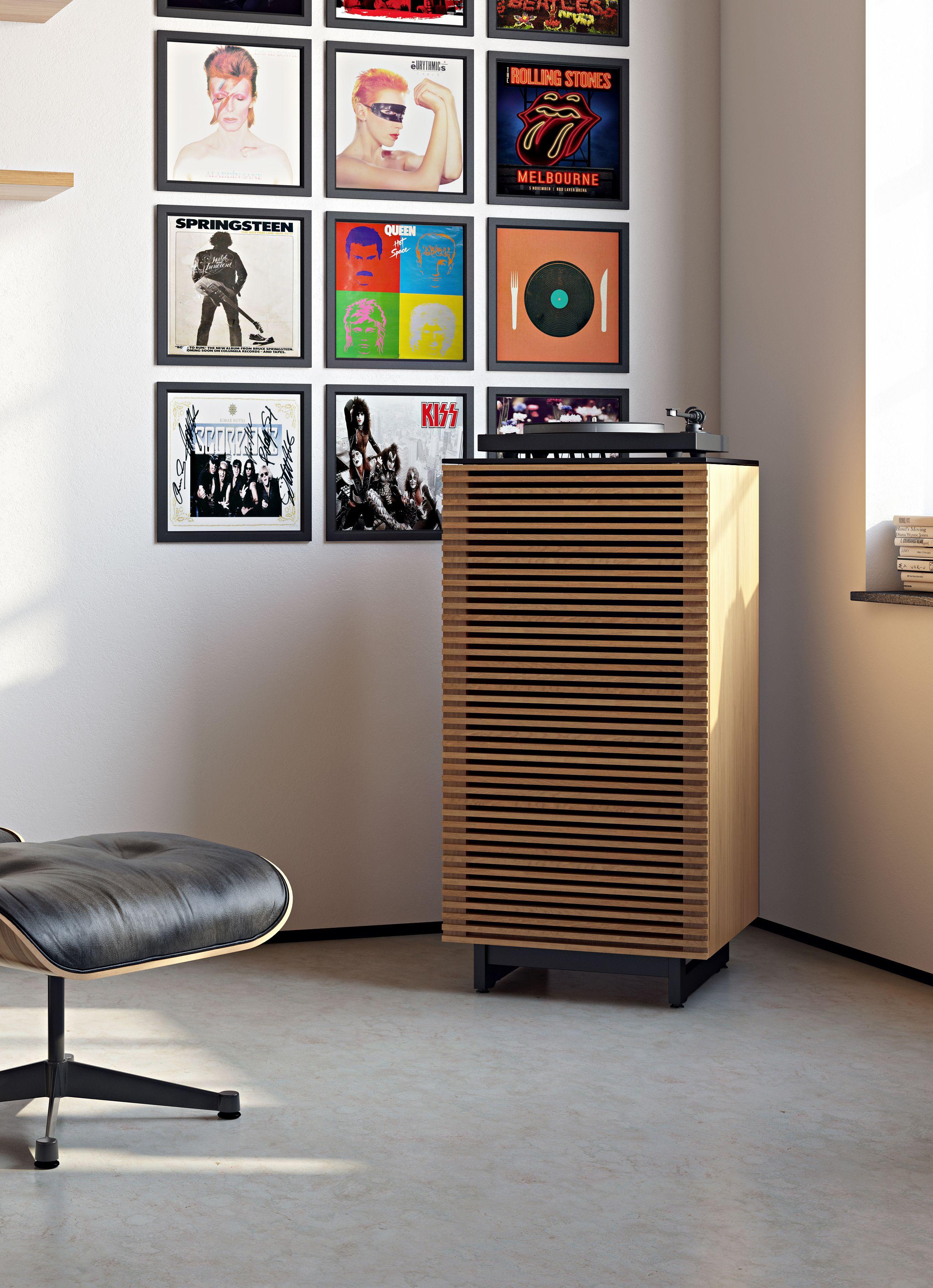Corridor Audio Tower 8172 Audio Rack Stereo Cabinet Modern Living Room Table