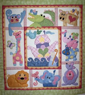 Silly Goose Quilts: But wait, there's more pastels.... | Applique ... : silly goose quilt pattern - Adamdwight.com