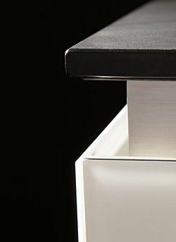 Nero Assoluto Geflammt Gebürstet Pflege granit arbeitsplatte aus nero assoluto küche