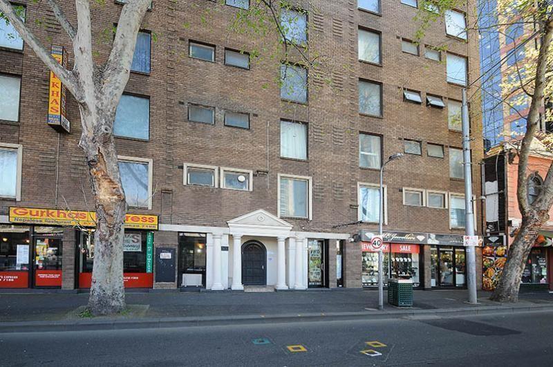Ideal City Location Studio Apartment 712/500 Flinders ...