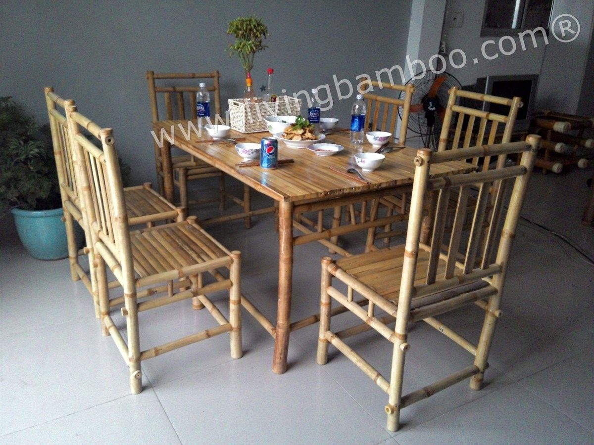 Bamboo Dining Room Furniture Modern Clic Check More At Http Searchfororangecountyhomes