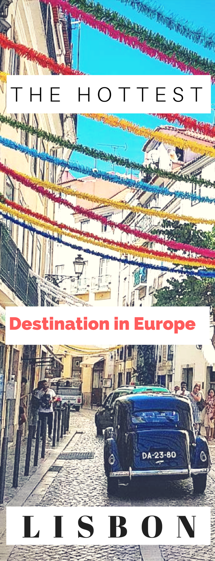 See Why Lisbon is the hottest new destination in Europe. Skip Rome and Paris. Click here for a list of the Best Things to do in Lisbon