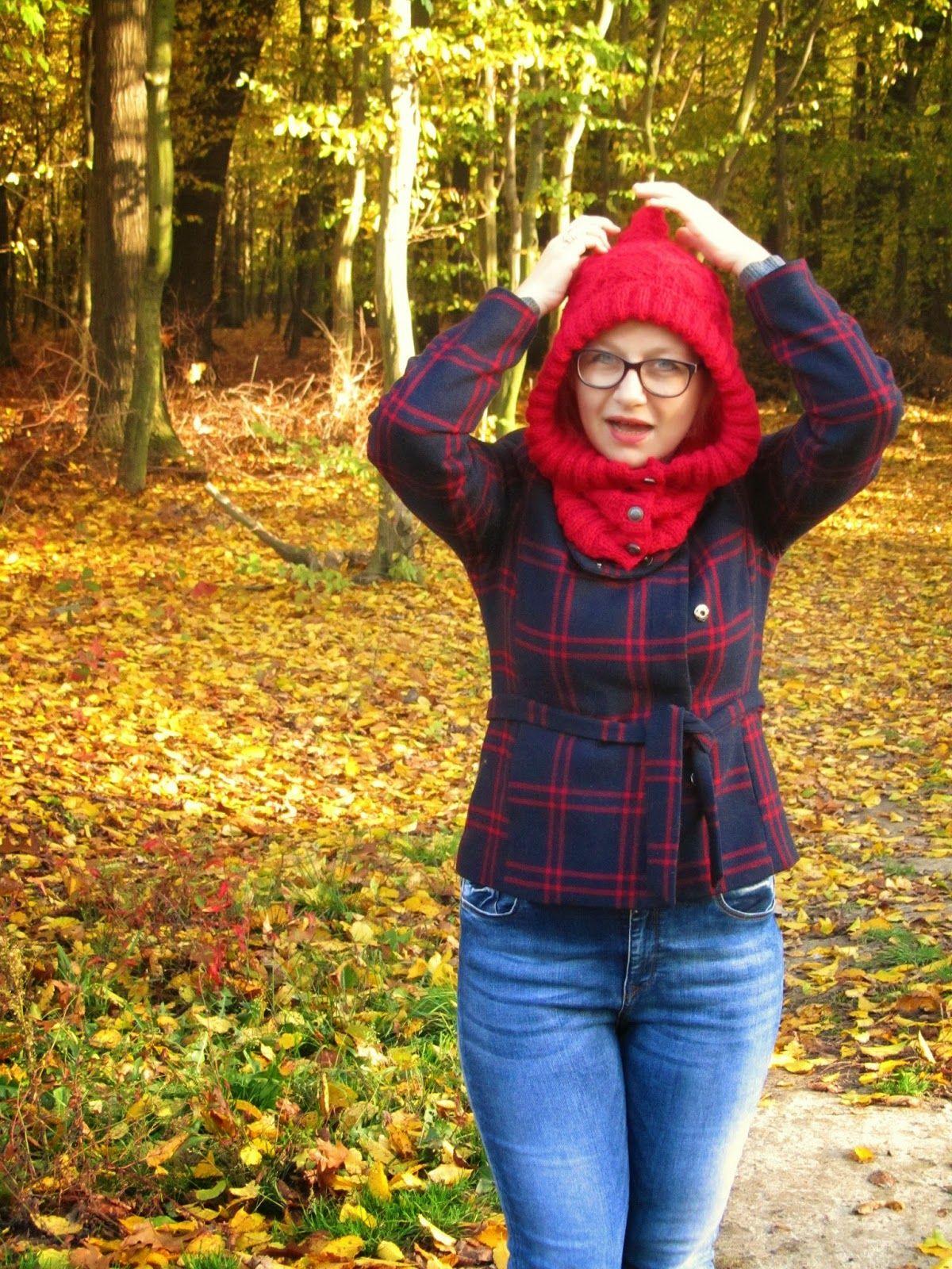 Czerwony kapturek/Little Red Riding Hood   Secret life of some sweaters