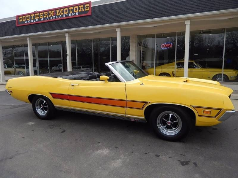 This 1971 Ford Torino Is Listed On Carsforsale Com For 29 500 In