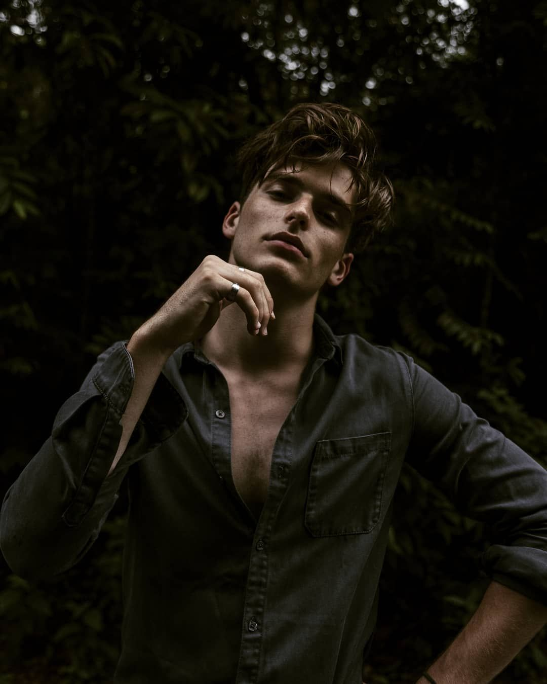 "Nikita on Instagram: ""Hmmmmm?"" | Photography poses for men, Portrait  photography men, Men photography"