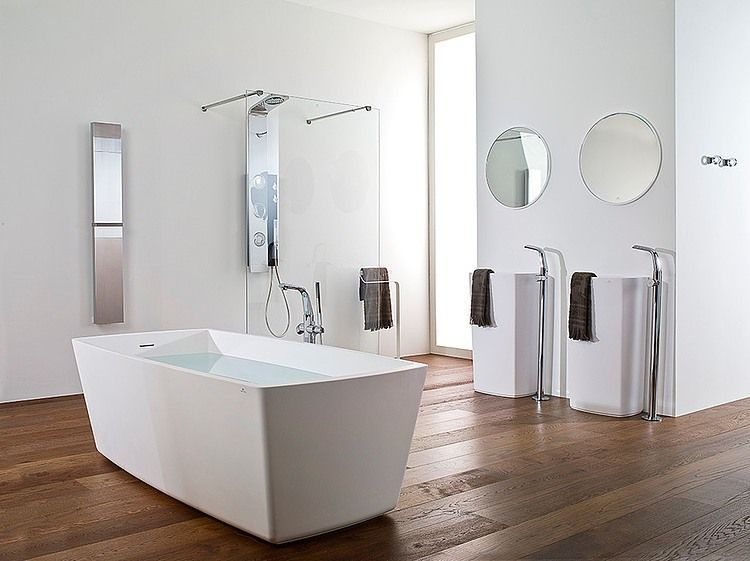 Amazing Bathrooms by Porcelanosa - Design You Trust Worlds Most