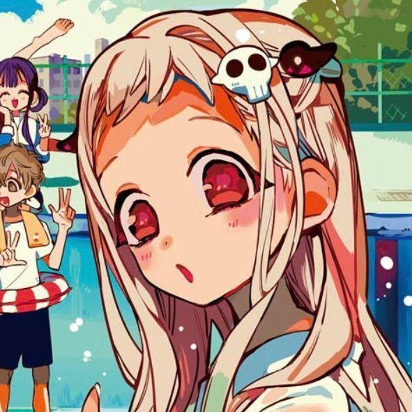 Photo of Aesthetic Anime Icons – Toilet-Bound Hanako Kun Icons