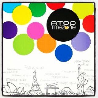 Around the world with AtopTimeZone! :)