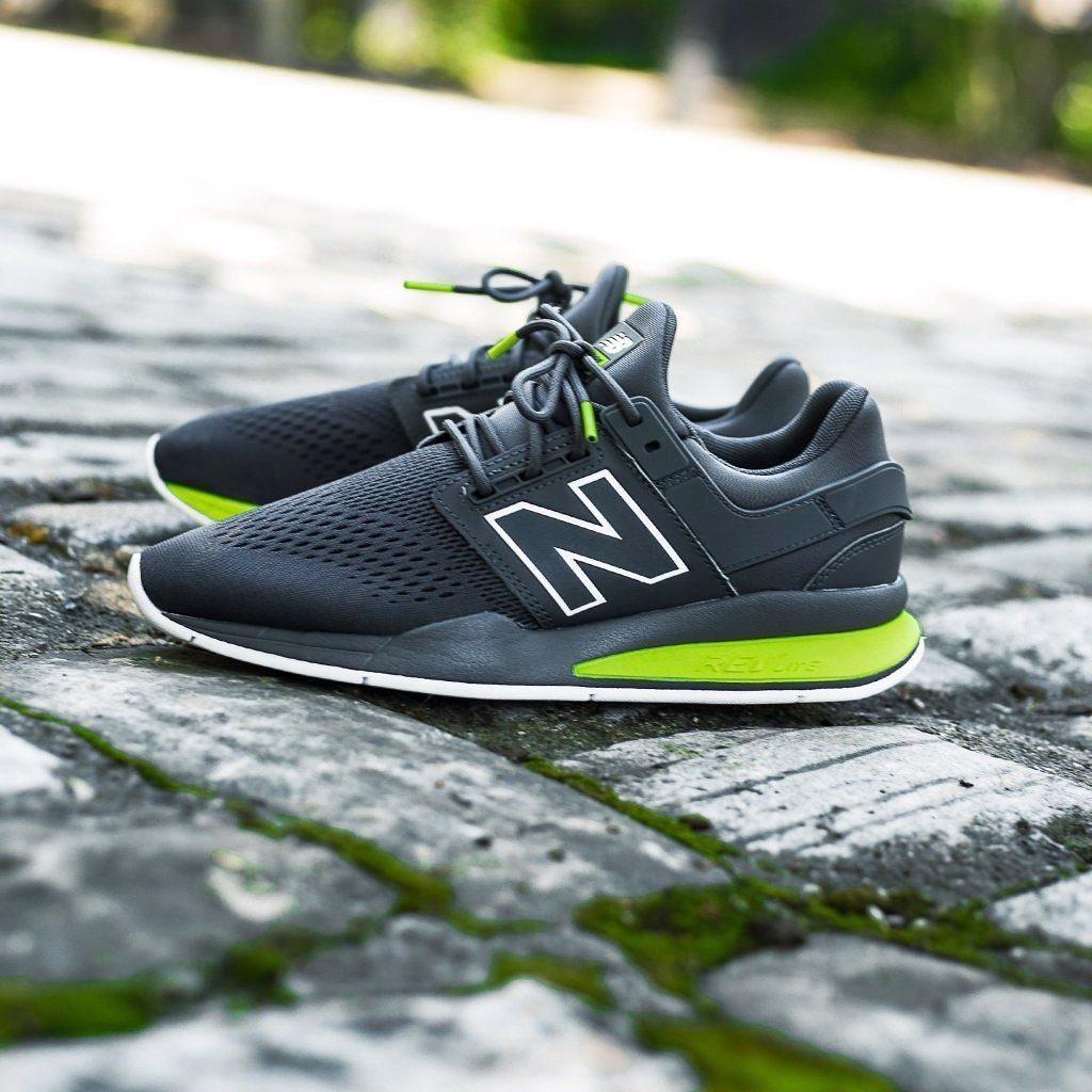 New Balance 247 Magnet Grey   New balance sneakers, New balance ...