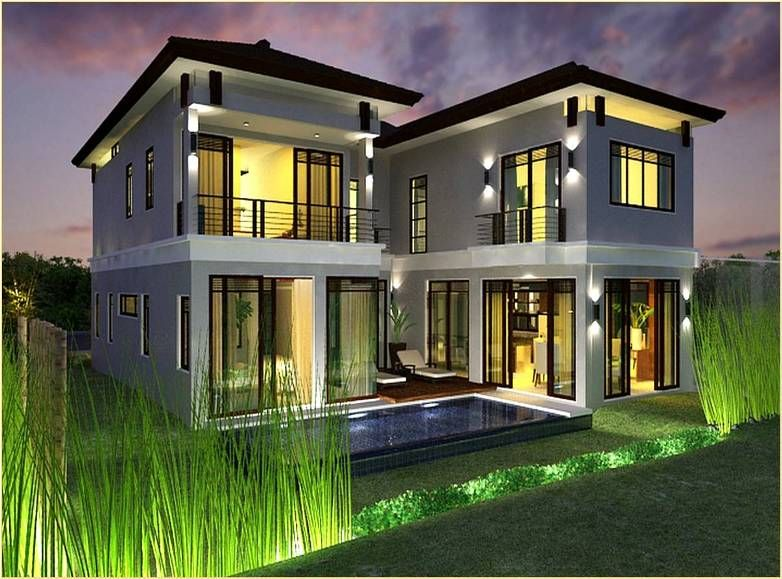 casa rosita villas luxury house and lot for sale in banawa cebu city rh pinterest es triangular lot house design small house lot designs