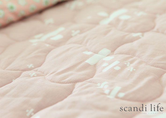 방수요, 방수패드, 면 러그, 북유럽 면러그, 스칸디라이프, 덴스핀, 나누기, 연핑크, mattress pad, cotton rug, scandinavian, water resistant mattress pad