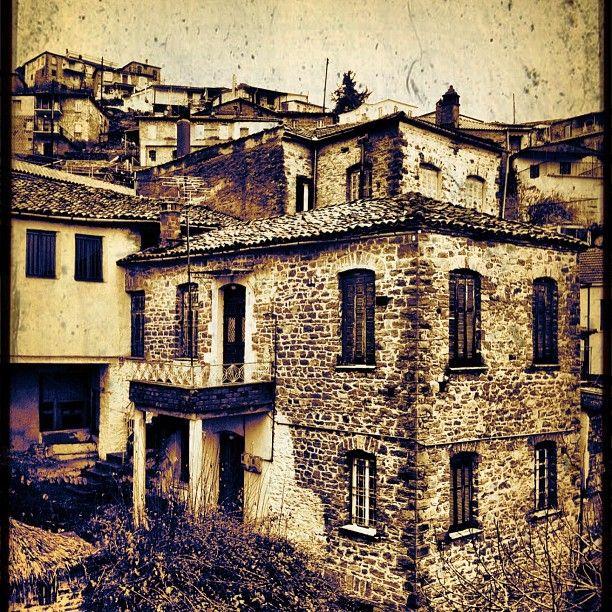 Kanalia village,Karditsa,Greece.