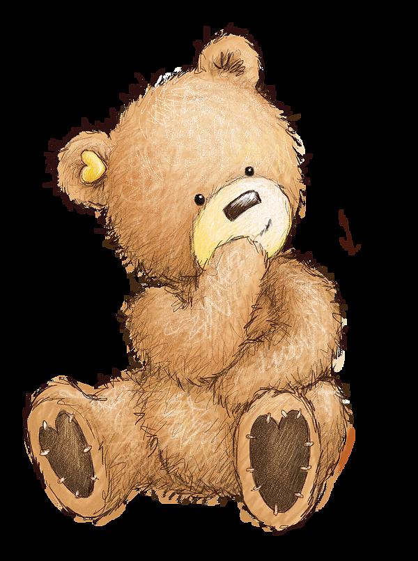 Popcornthebear Gallery Teddy Bear Drawing Teddy Bear Sketch Cute Bear Drawings