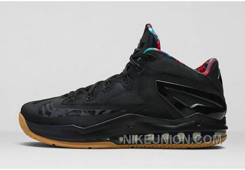 http   www.nikeunion.com nike-lebron-xi-low-for-sale-black ... 39301bef80e