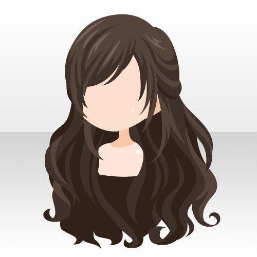 Pin By Clarissa Magrini On Star Girl Fashion Hair Anime Hair Hair Sketch Manga Hair