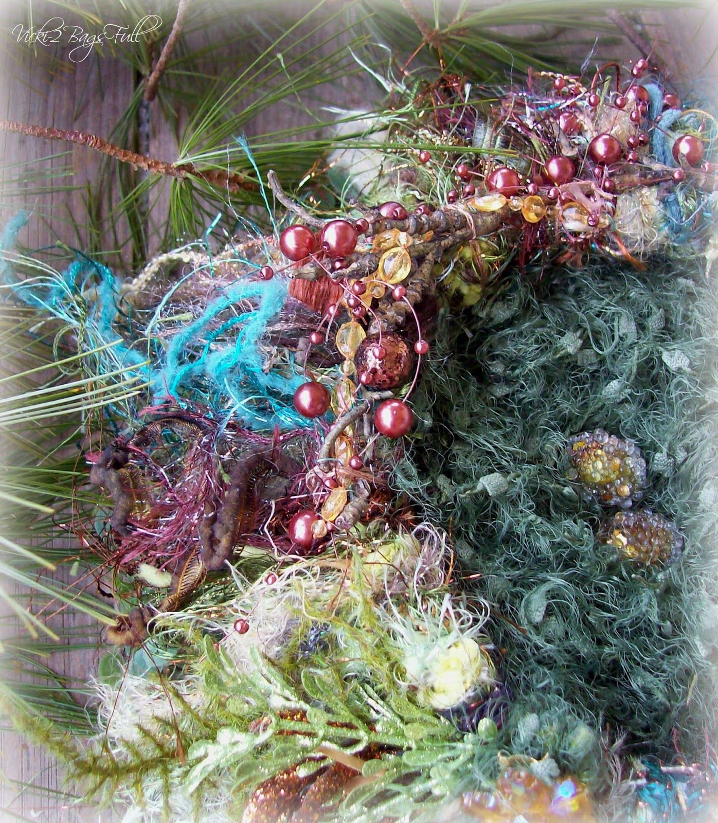 Woodland Bling nest