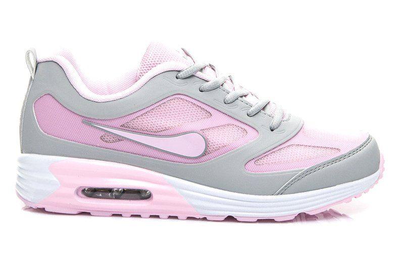 Rapter Buty Sportowe Pink Active Rozowe Nike Air Max Sneakers Sneakers Nike