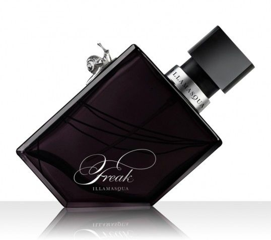 Freak. Unusual packaging.   Weird cologne name PD.