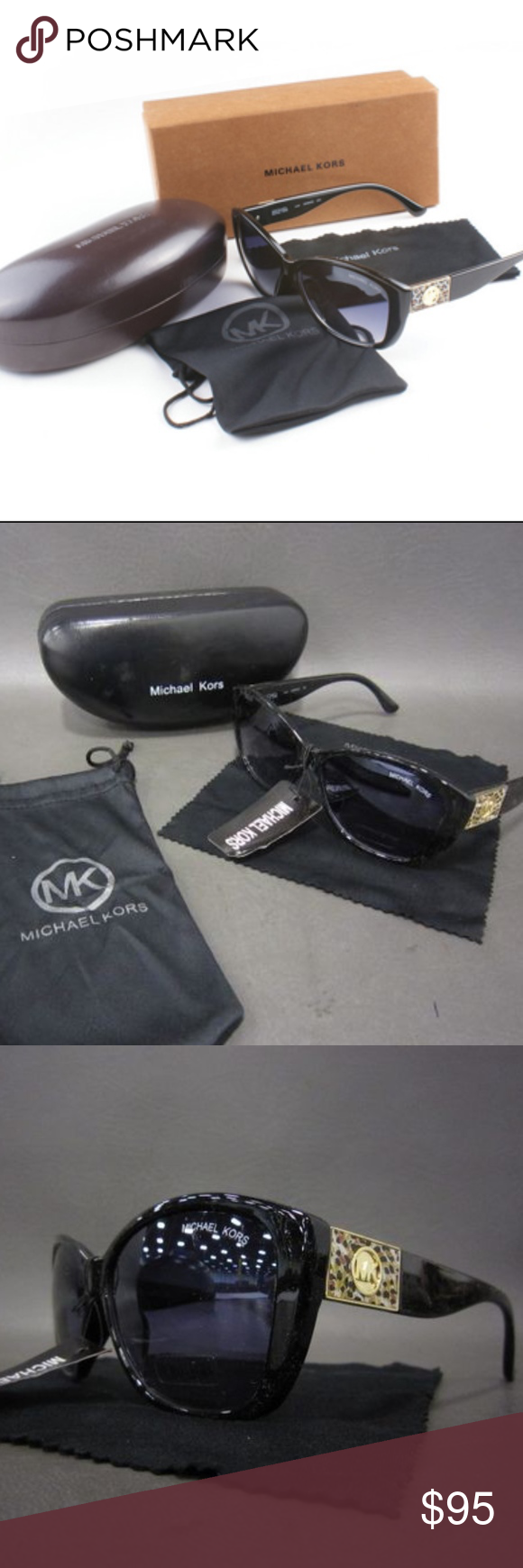 c3ab0668f354 NWT MICHEAL KORS Lucy M2894S Sunglasses Brand new with tag Michael Kors  fabulous Lucy oversized sunglasses