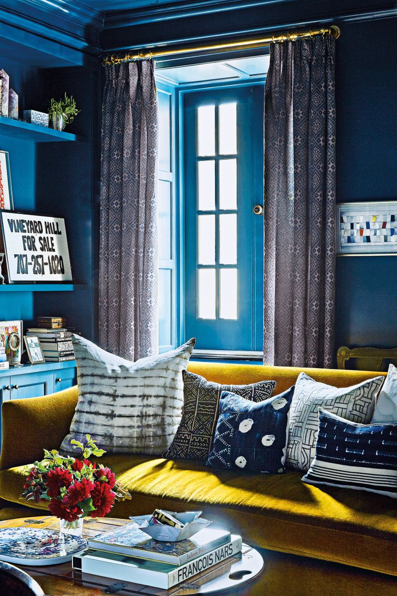 New Home Interior Design Key West Vacation Home: Christina Bryant's Sophisticated West Village Apartment