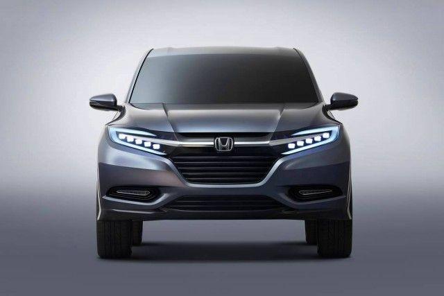 2017 Honda Pilot Release Date. 2015 Honda Urban Suv