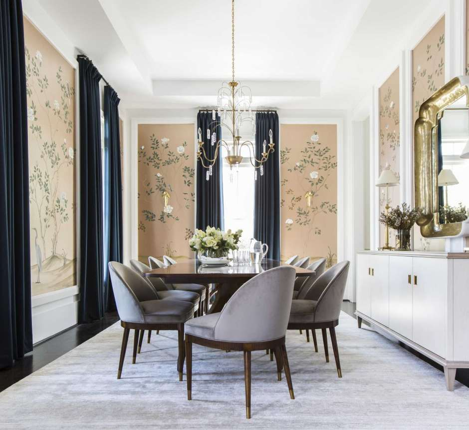 Dining Room Interior Design: How To Juggle It All- Marie Flanigan