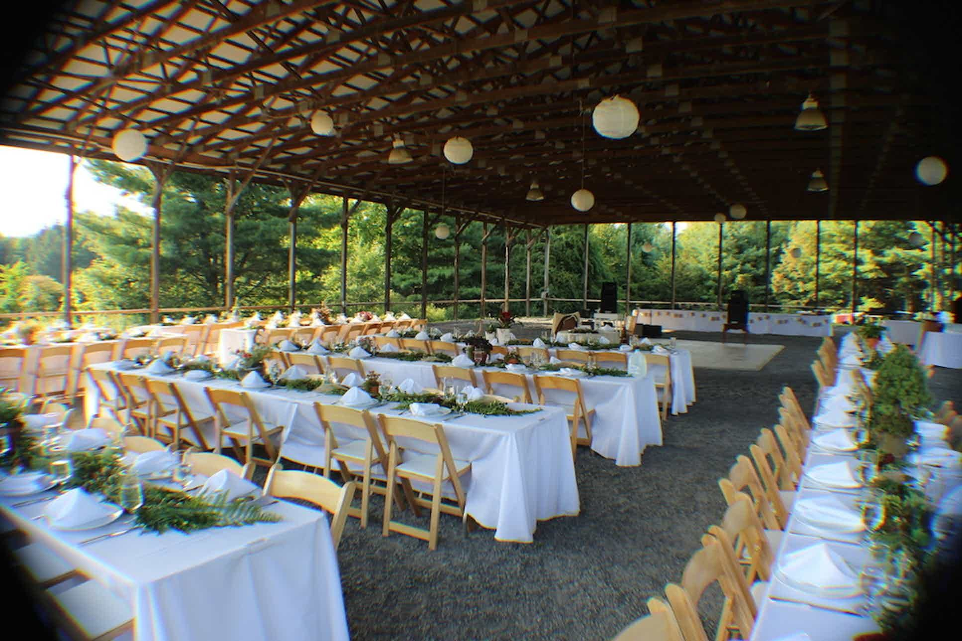 Rustic Ridge View Farm Hudson Valley Wedding Venue NY ...