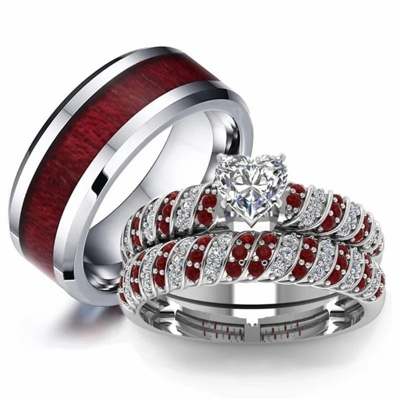 Classic Wedding Bands Couple Rings In 2020 Simple Jewelry Couple Rings Fashion Rings