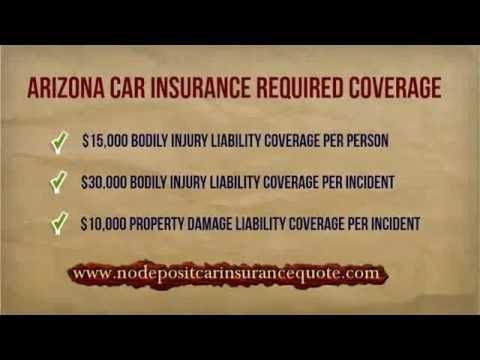Car Insurance Quotes Az Quick Arizona Car Insurance Quote  Watch Video Here  Http