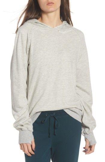 Pam /& Gela Womens Distressed Sweatshirt
